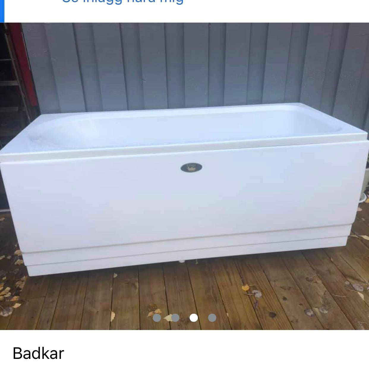 image of Bathtub delivery -