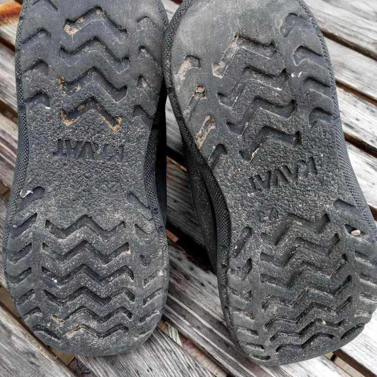 image of Hämta ett par skor -