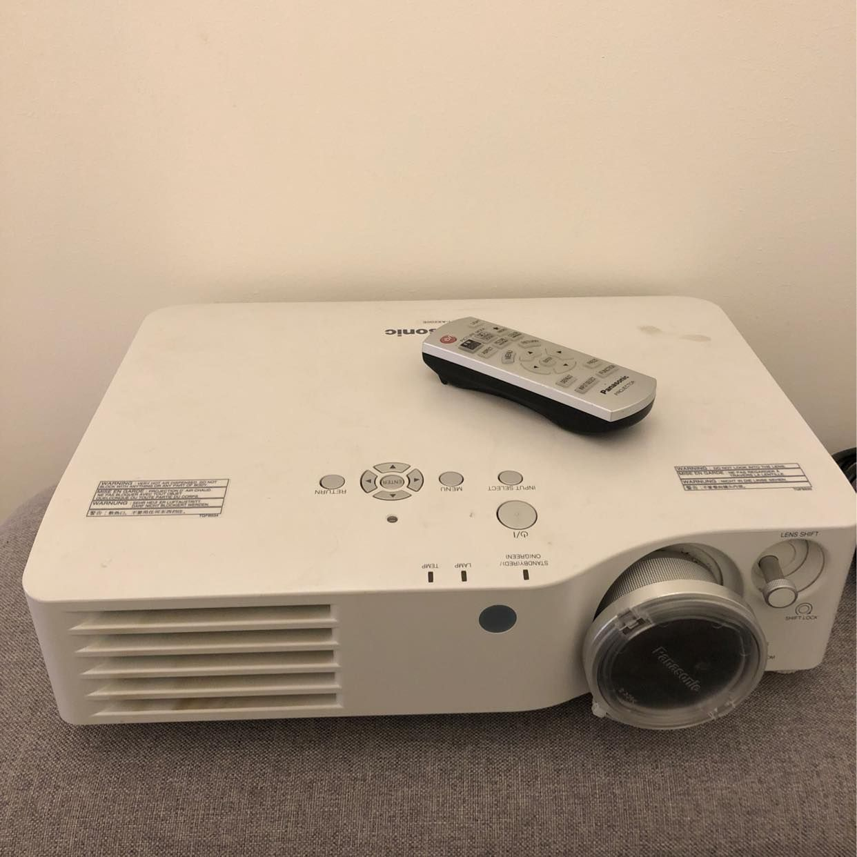 image of Give away projector - Stockholm City