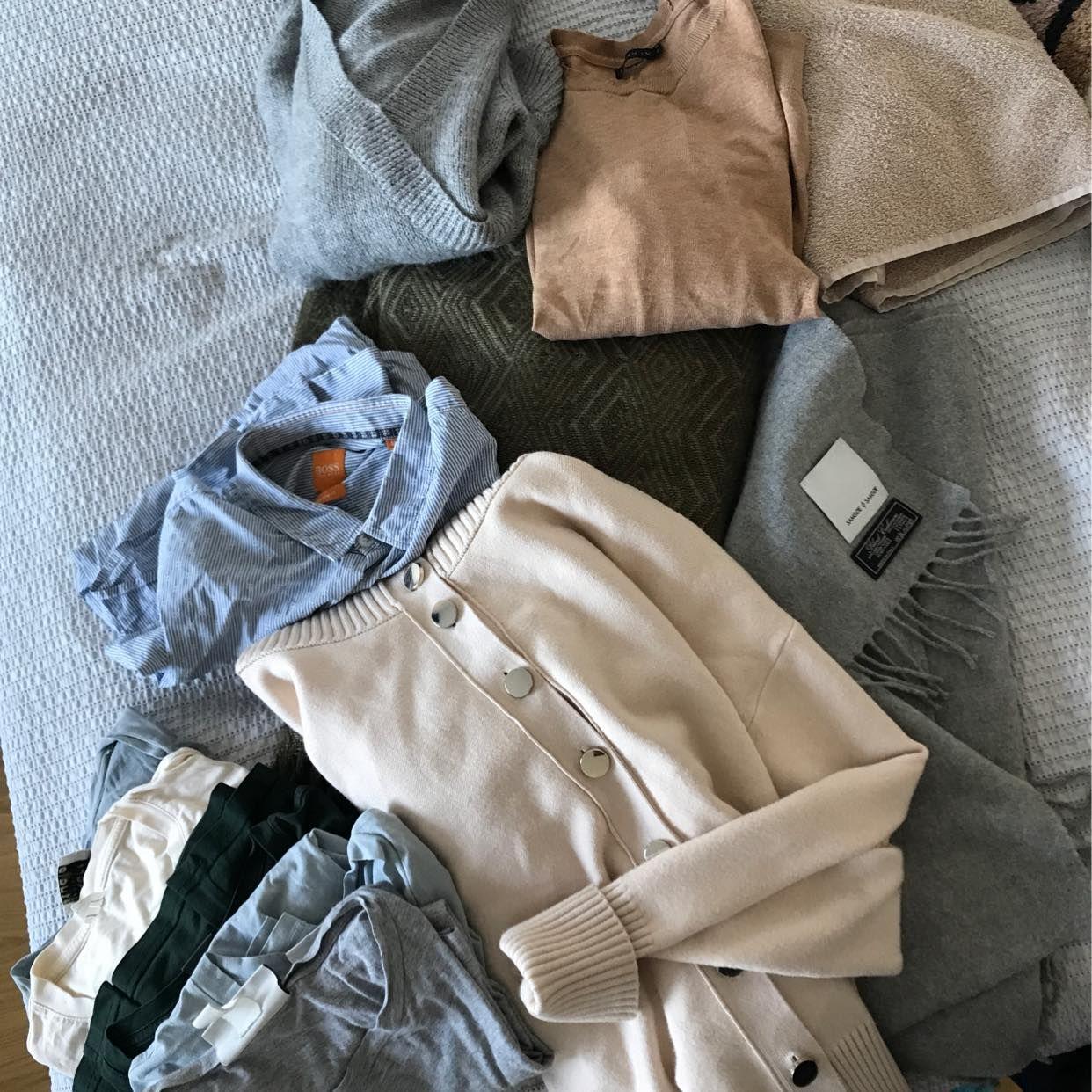 image of Kläder + textilier - Stockholms Stad
