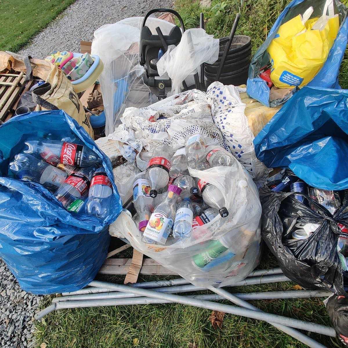 image of Mixed garbage /blandsopor - Farsta