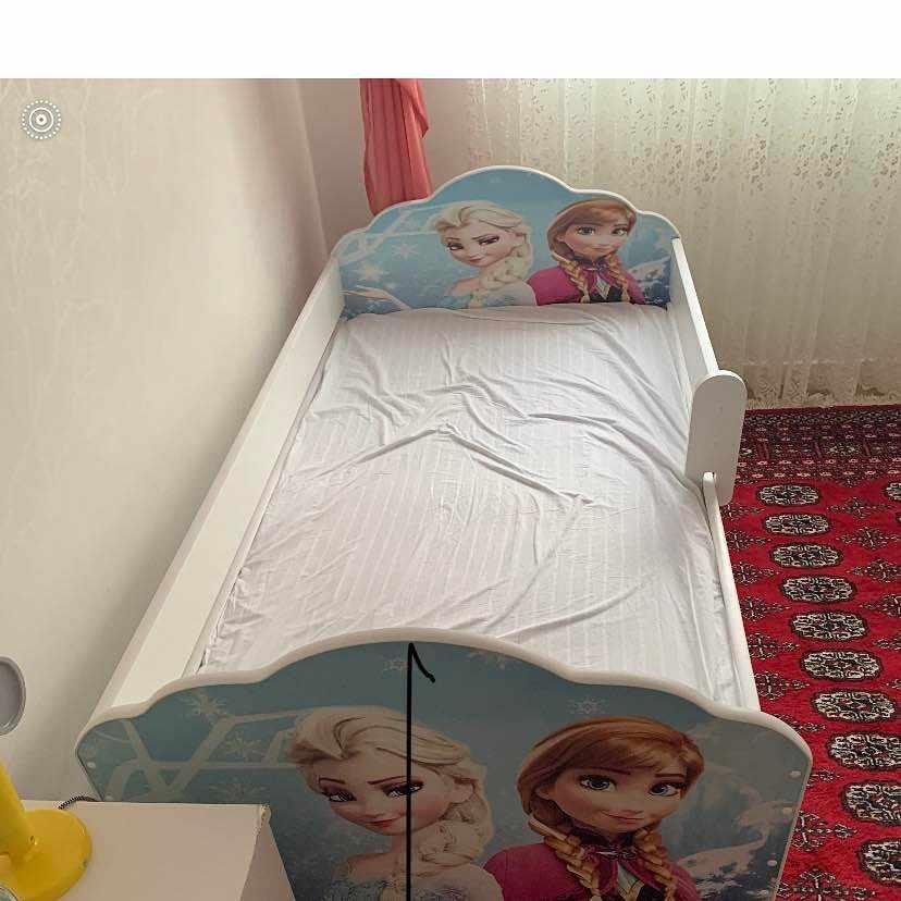 image of Barn säng -