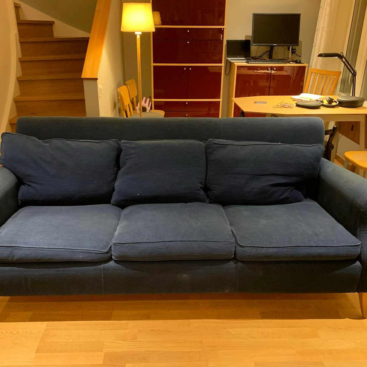 image of Hämta soffa - Solna
