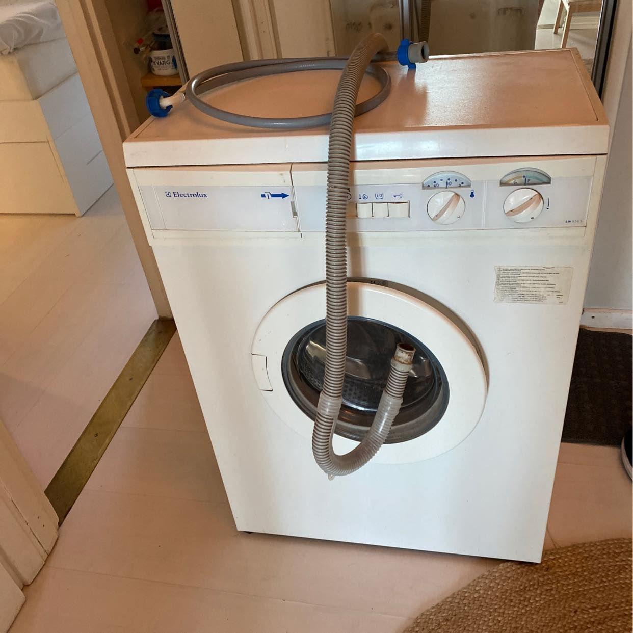 image of Fungerande tvättmaskin - Stockholm