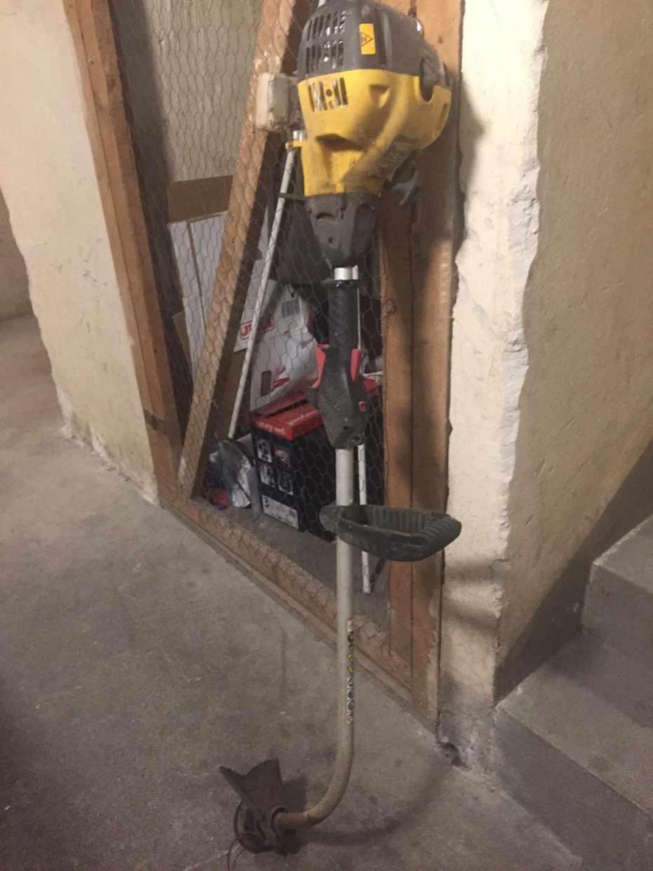 image of gräsklippare, trimmer,  - Stockholm