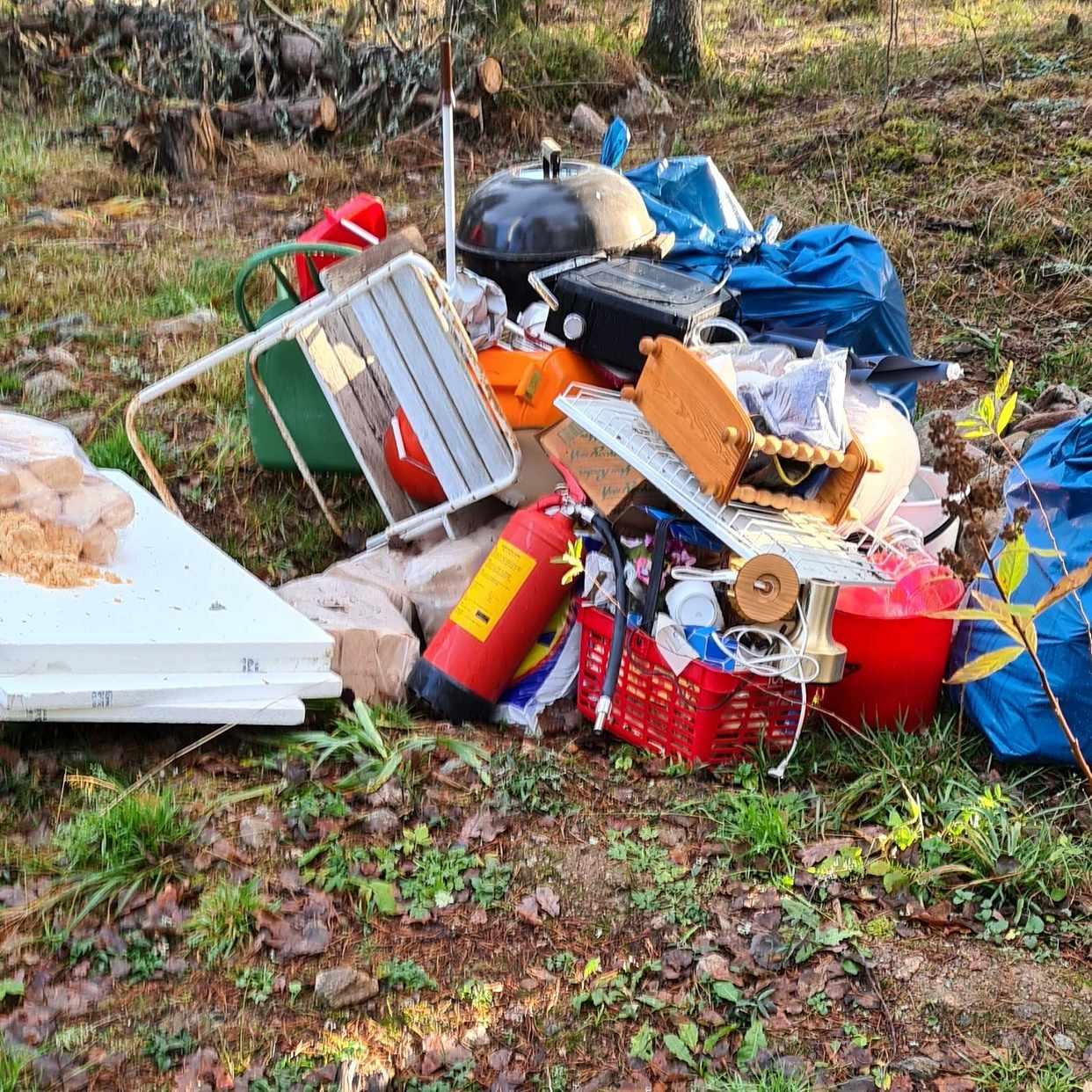 image of Massa möbler och annat - Järlåsa
