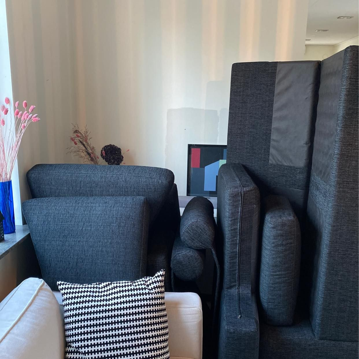 image of Hämta & lämna soffa -