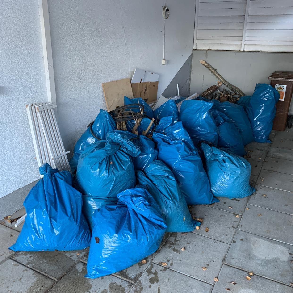 image of Blandat avfall - Saltsjöbaden