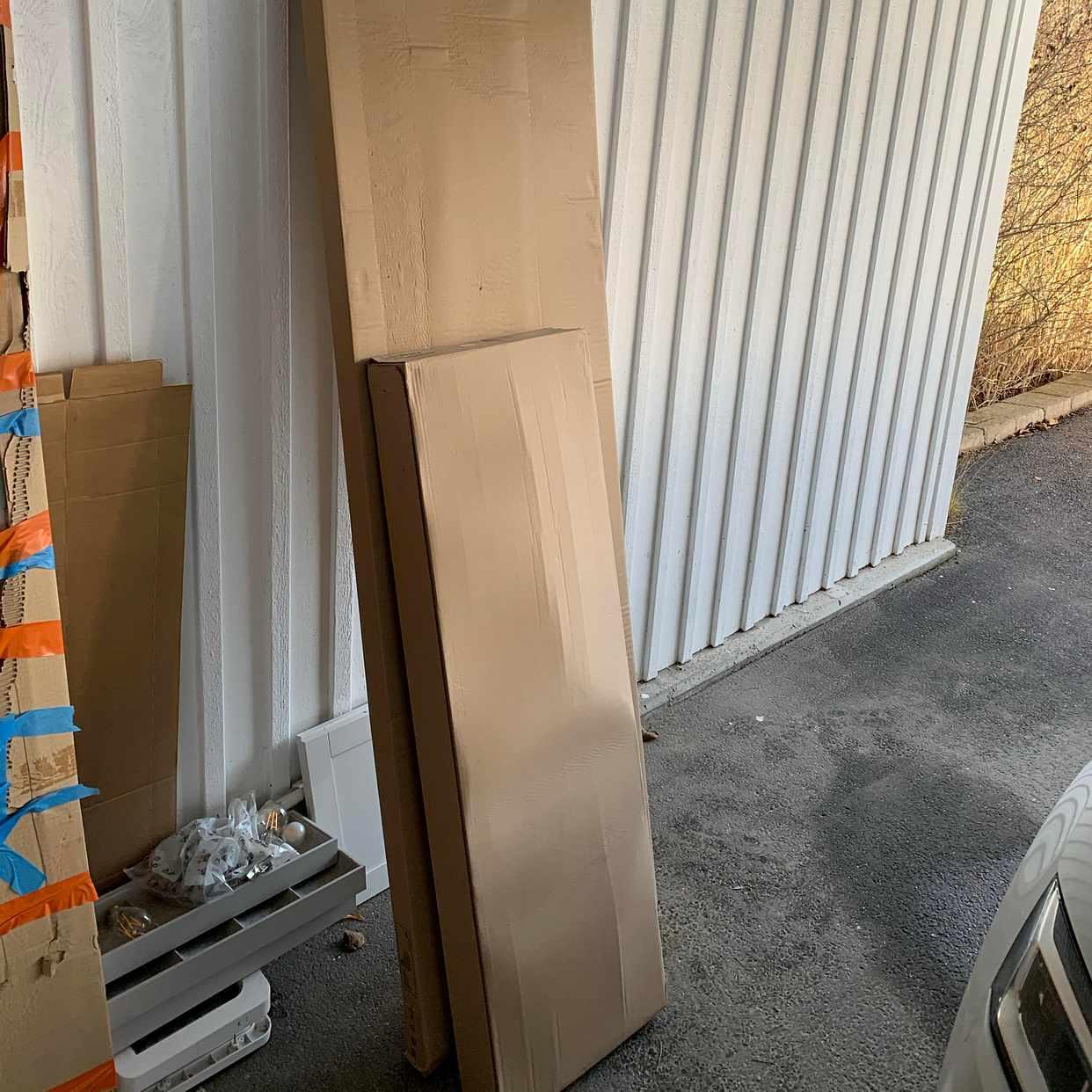 image of Ikea PAX stomme och BESTÅ - Trångsund