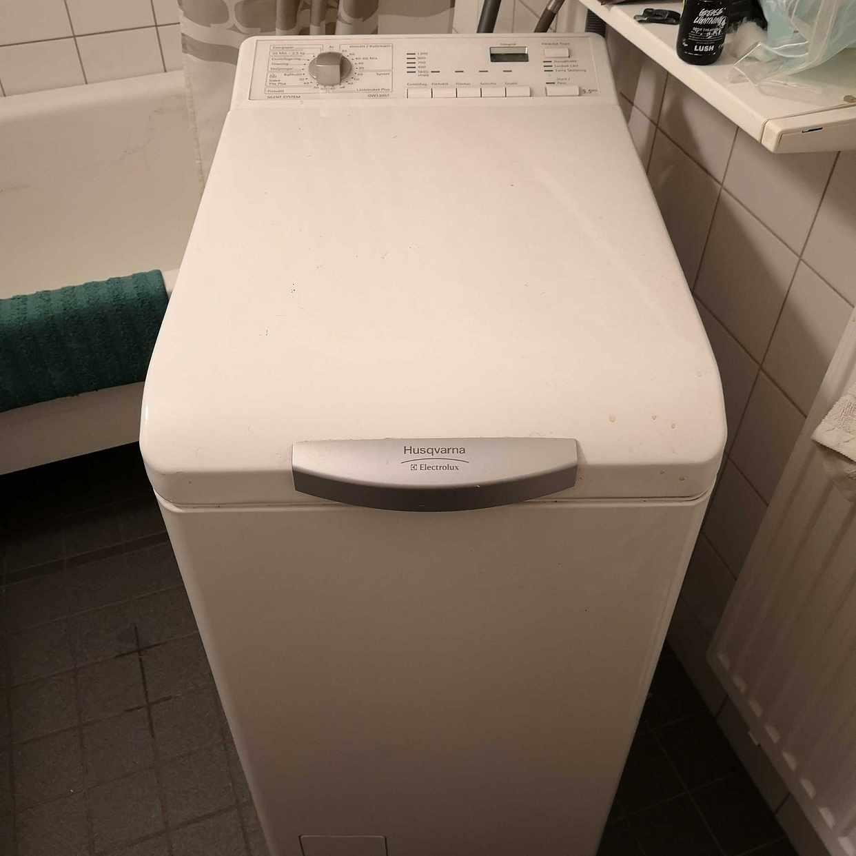 image of Washingmachine giveaway - Bandhagen