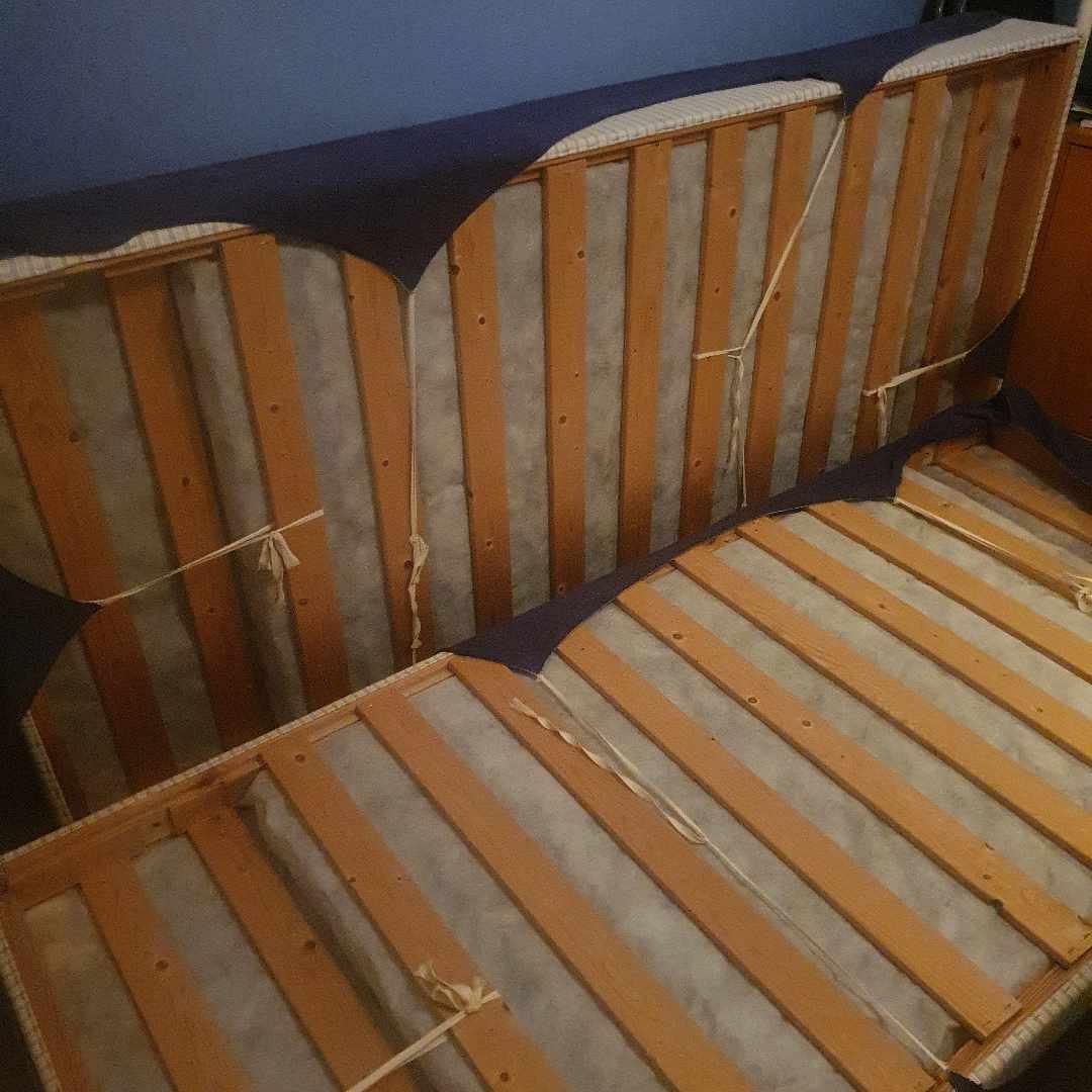 image of 2 st 90-sängar från ikea - Stockholm