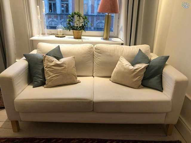 image of Nätt fin soffa från IKEA -
