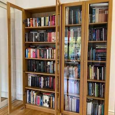 image of 2 Bookshelves -