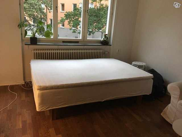 image of Säng, IKEA sultan Sagvåg  -