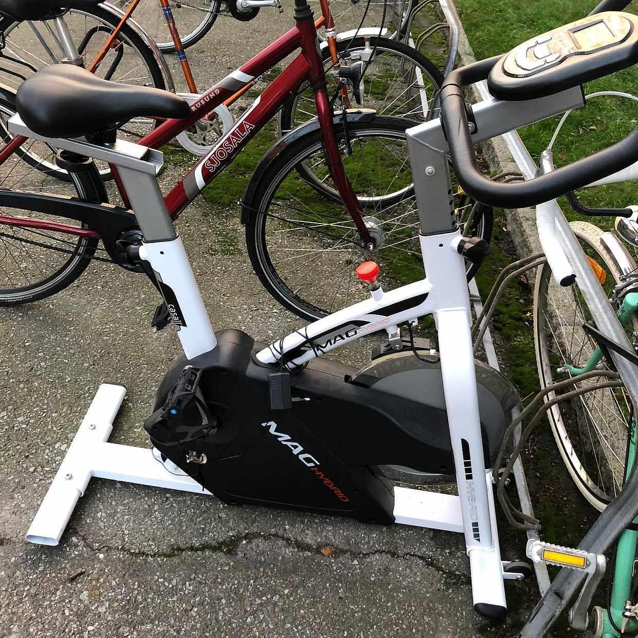 image of Träningscykel -