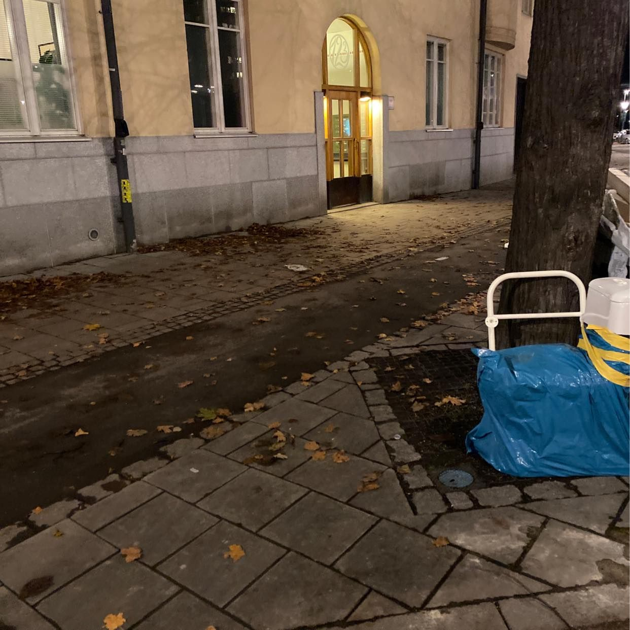 image of Slänga toa & handukstork - Stockholm