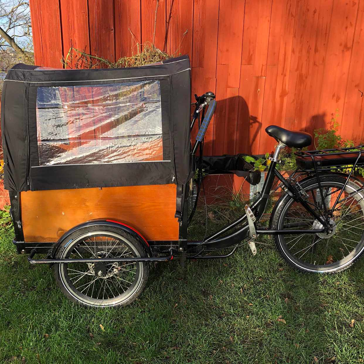 image of Move cargobike -