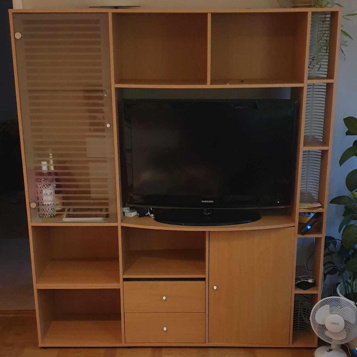 image of Vitrinskåp-tv möbel - Järfälla