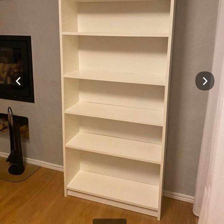 image of Hämta Billyhylla -
