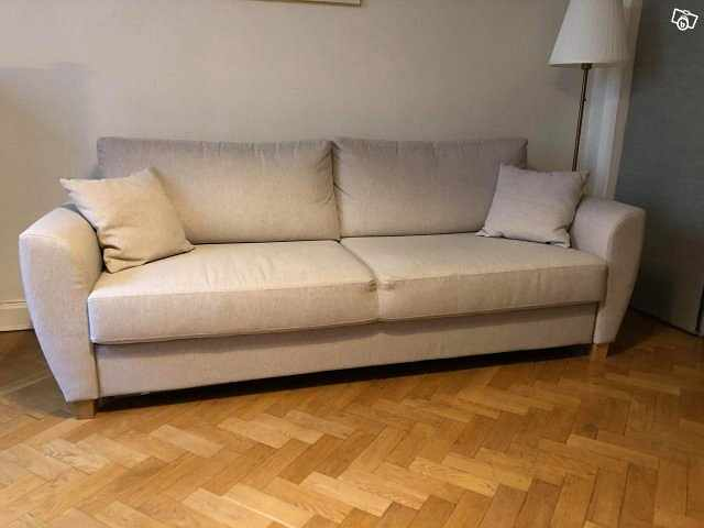 image of Vaxholm Bäddsoffa 3-sits -