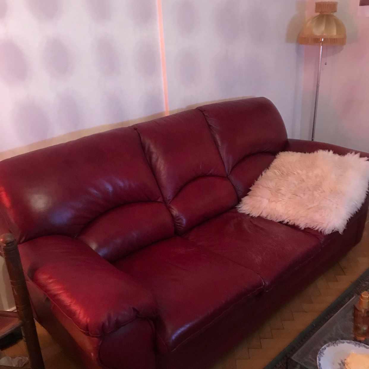 image of Flytta soffa+slänga soffa -