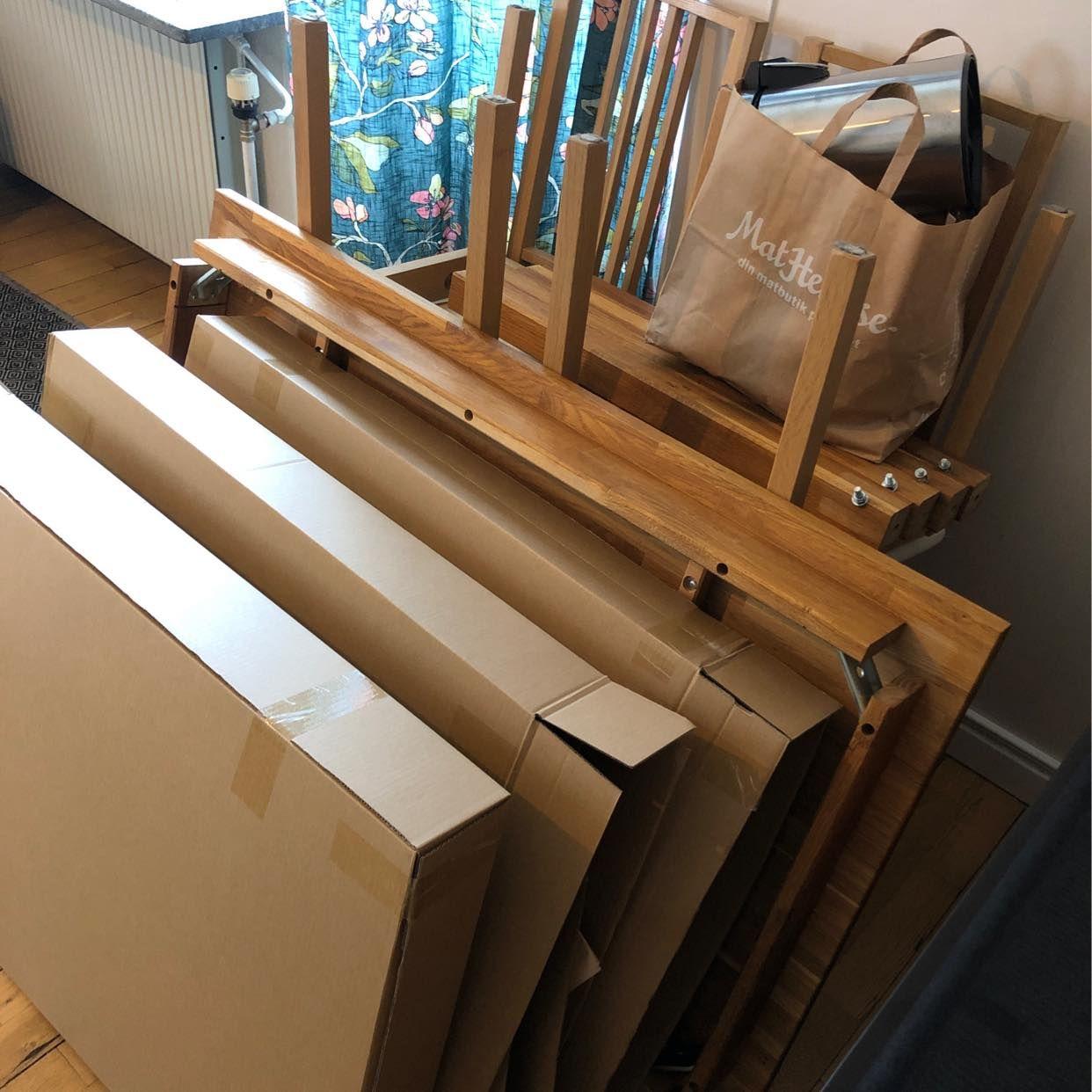 image of Get rid of old furniture - Årsta