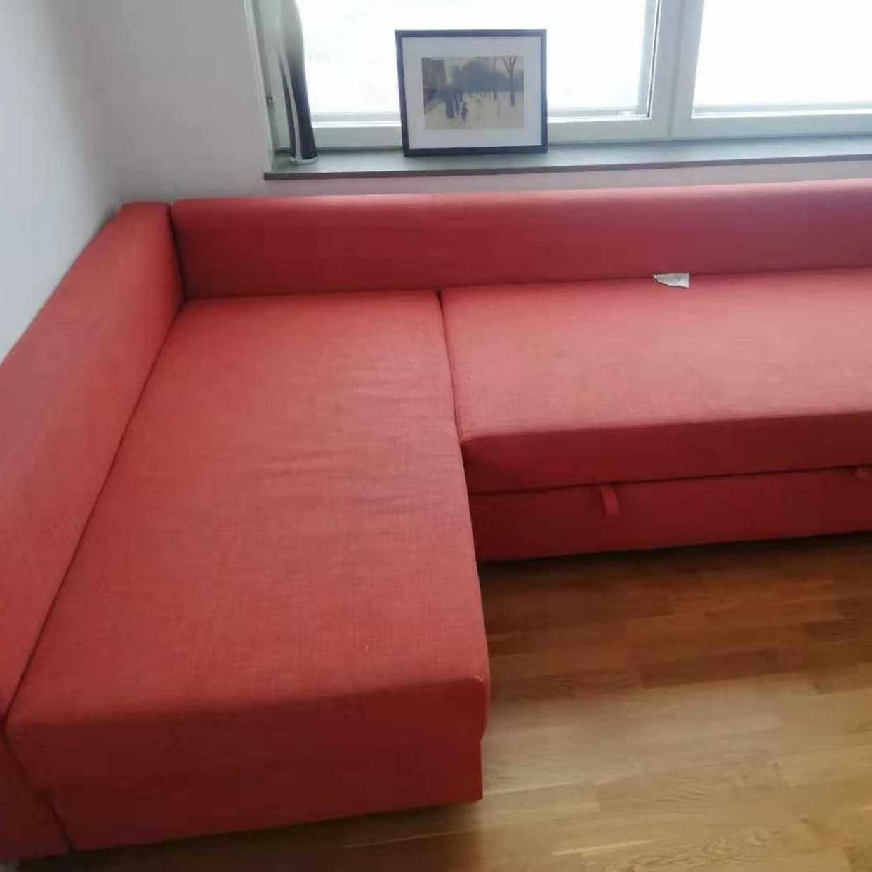 image of IKEA Friheten sofabed - Solna