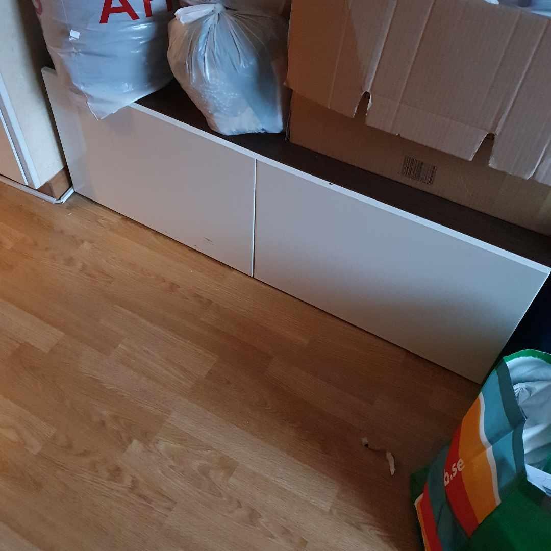 image of Sängar och tvättmaskin - Stockholm