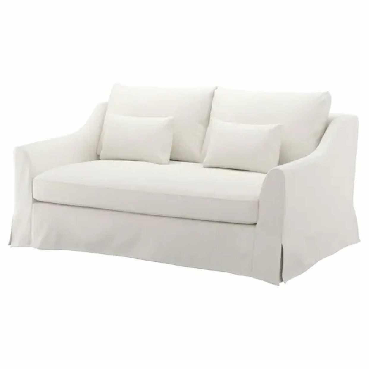 image of IKEA White soffa - Nacka