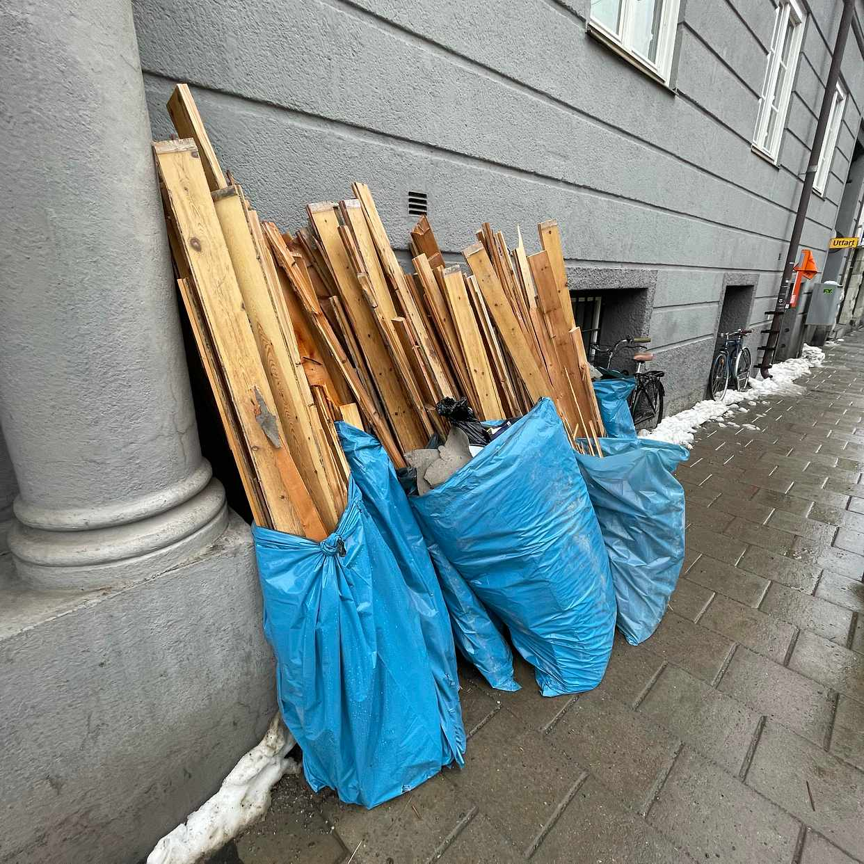 image of Trä,plast - Stockholm