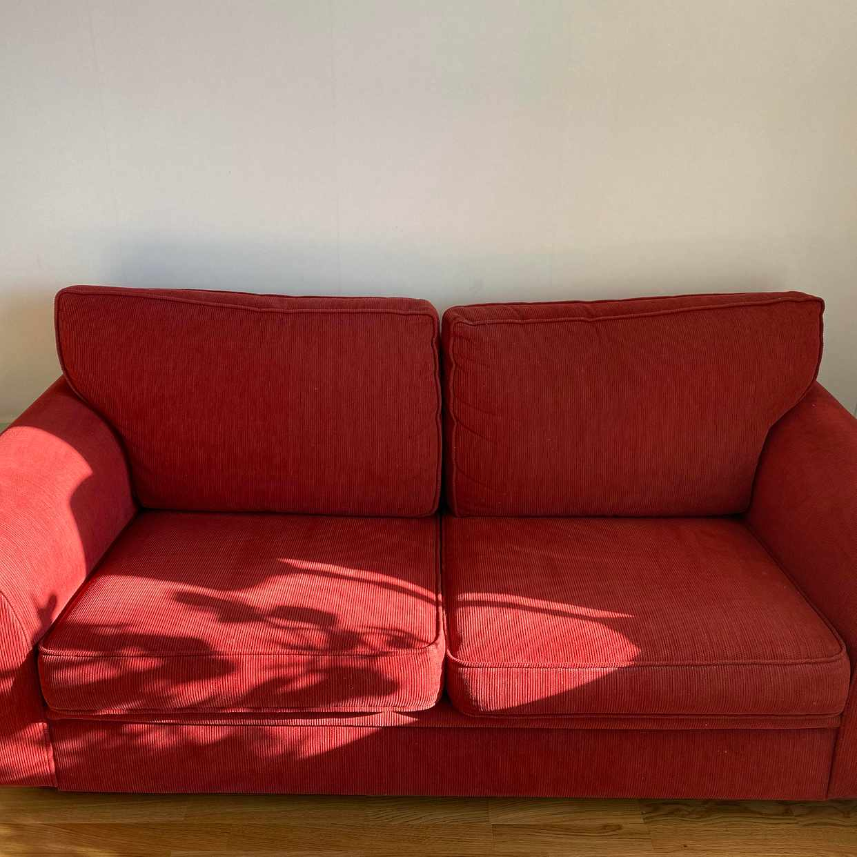 image of 2-sits soffa bortskänkes - Göteborg