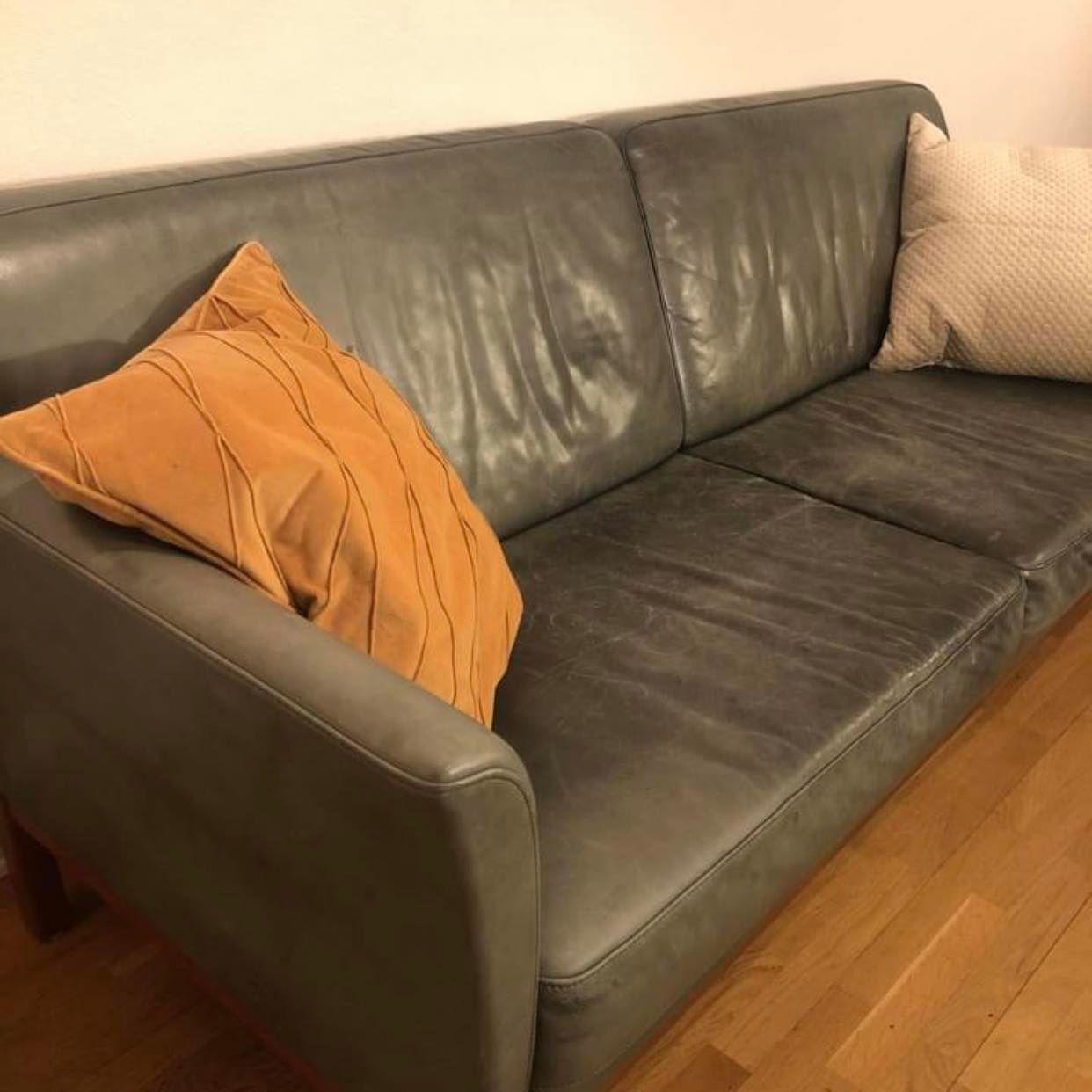 image of En soffa på 240 cm x 75 -