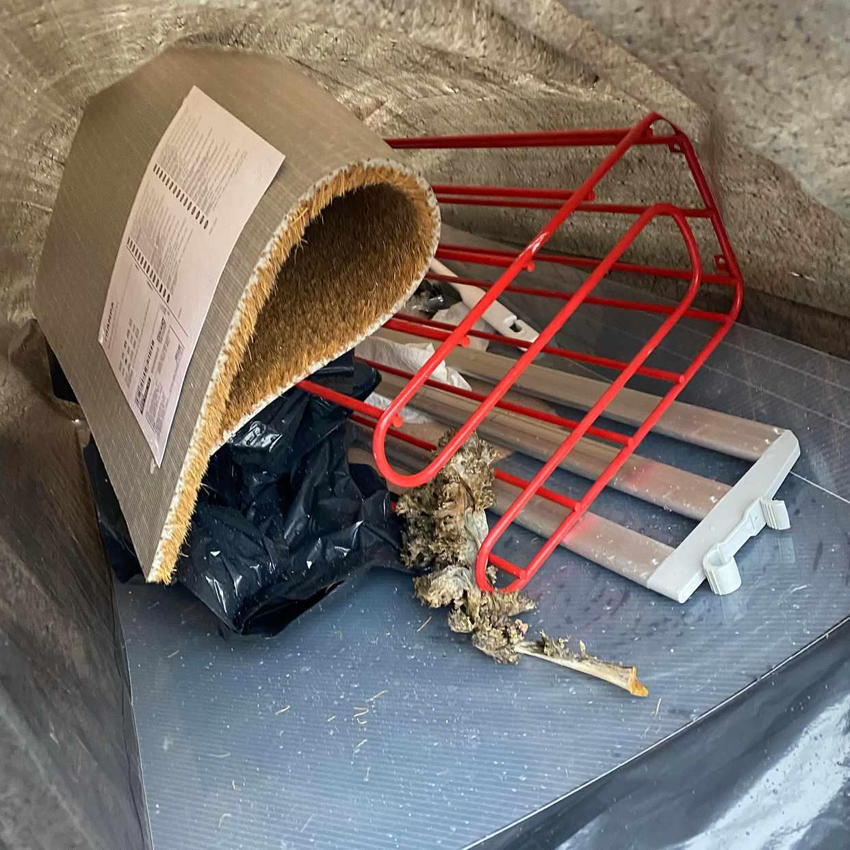 image of En soppåse - Enskede