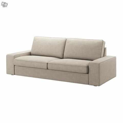image of IKEA Kivik 3-sits soffa i -