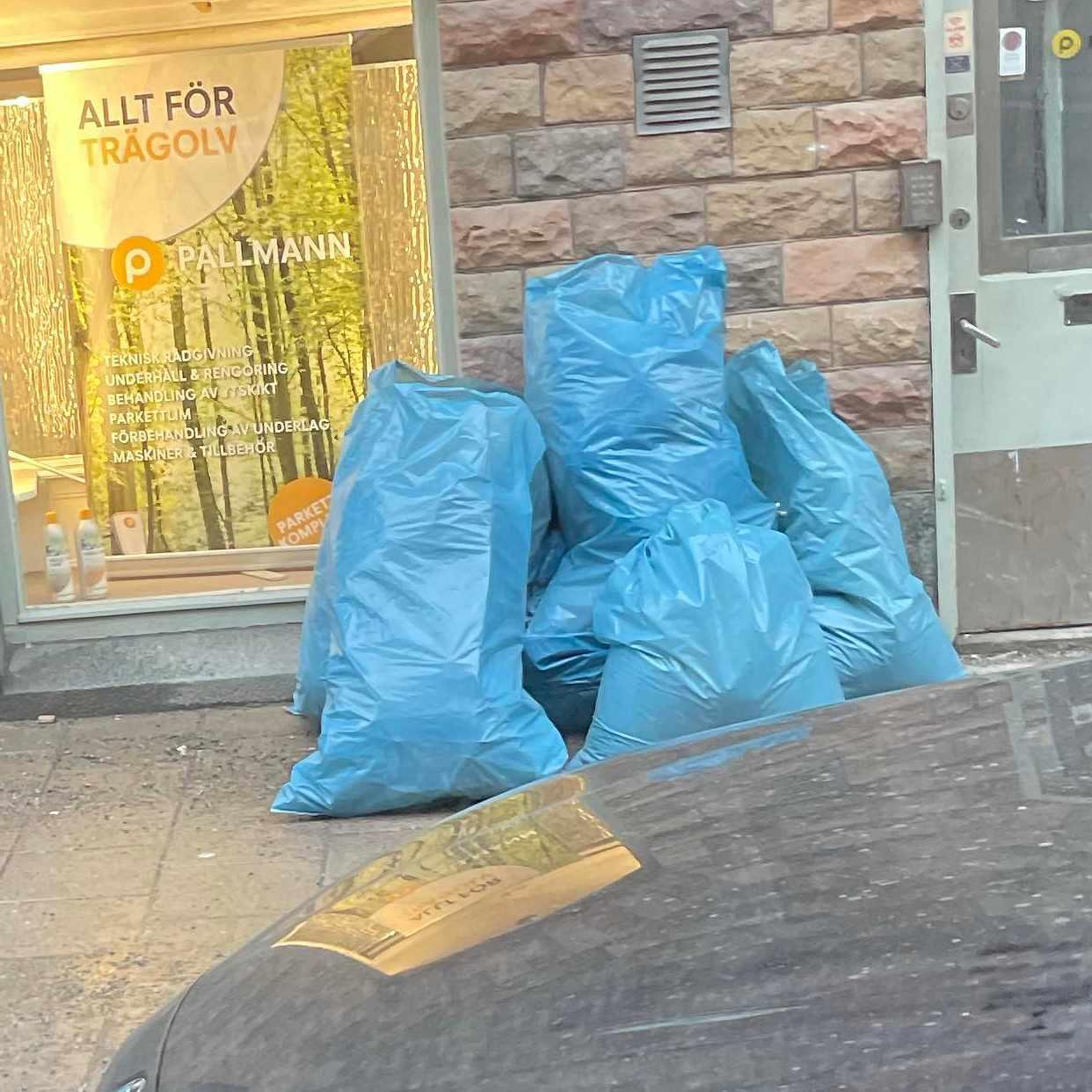 image of Trä, papper - Stockholm