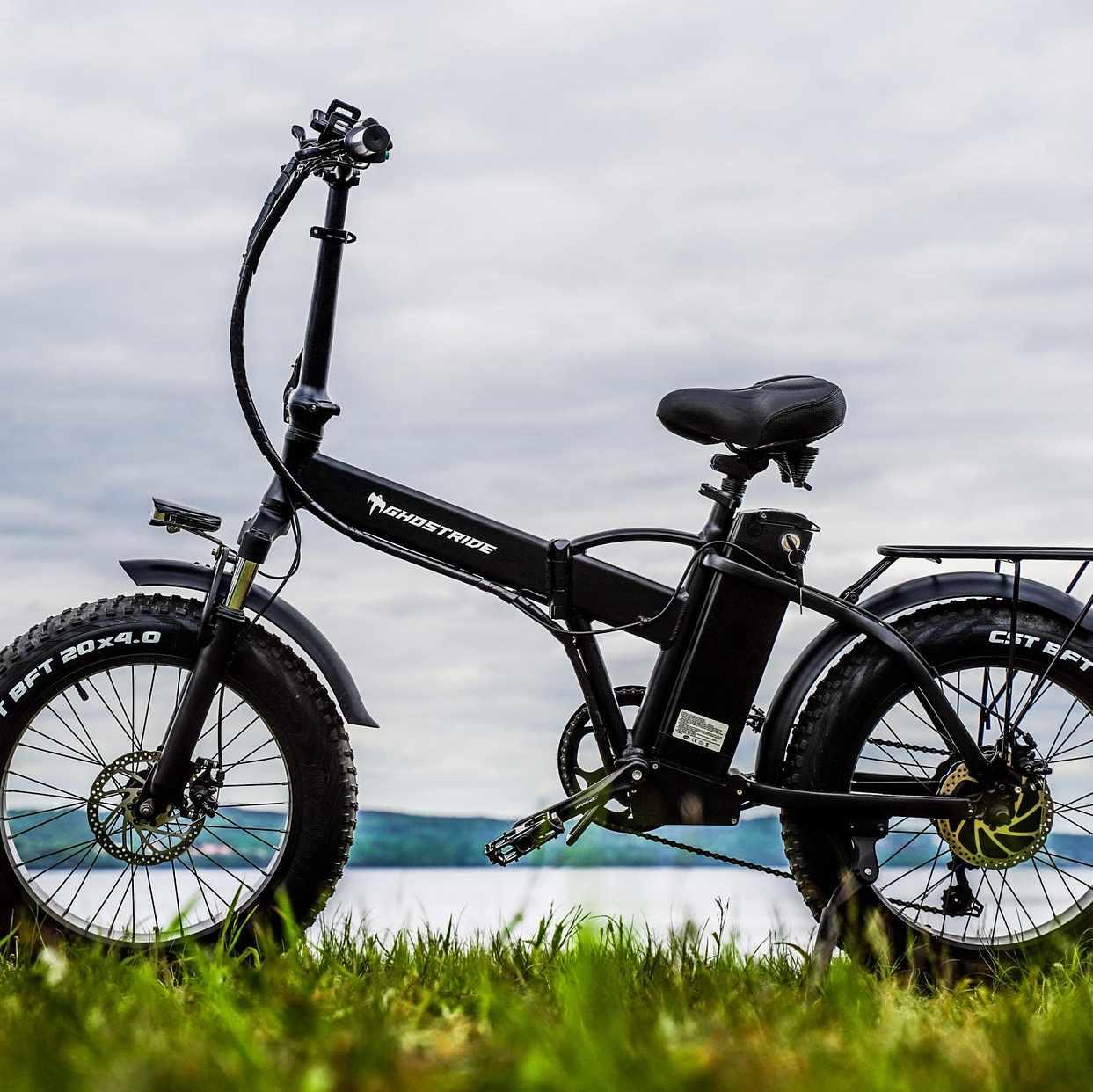 image of Leverera en cykel -