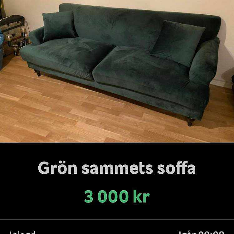image of Delivery sofa -