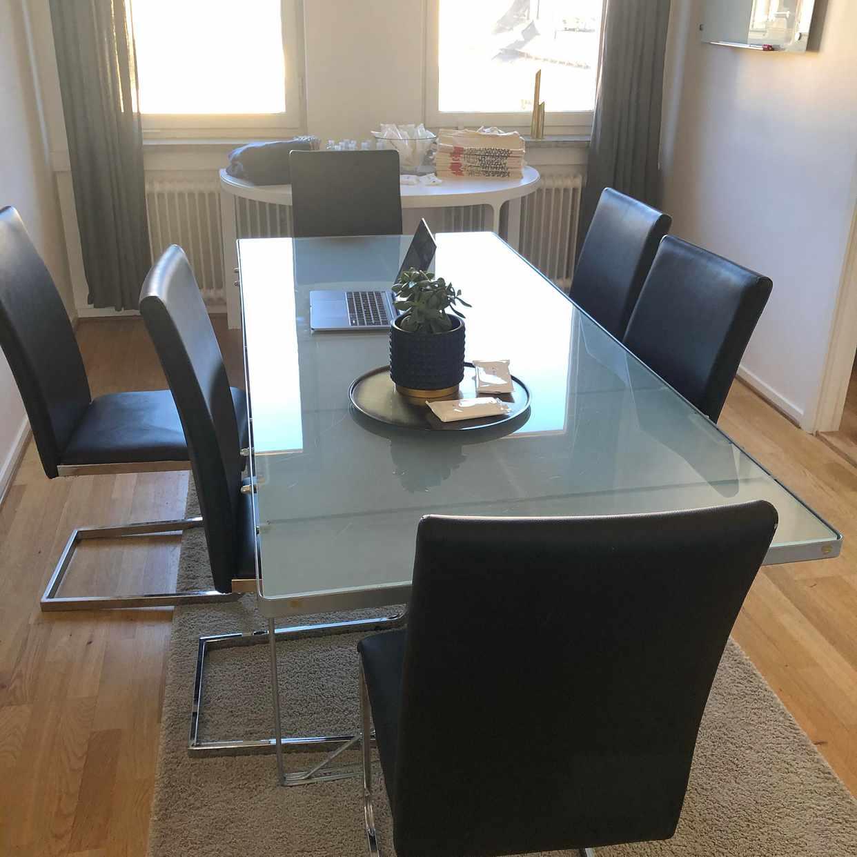 image of Matbord och stolar - Stockholms Stad