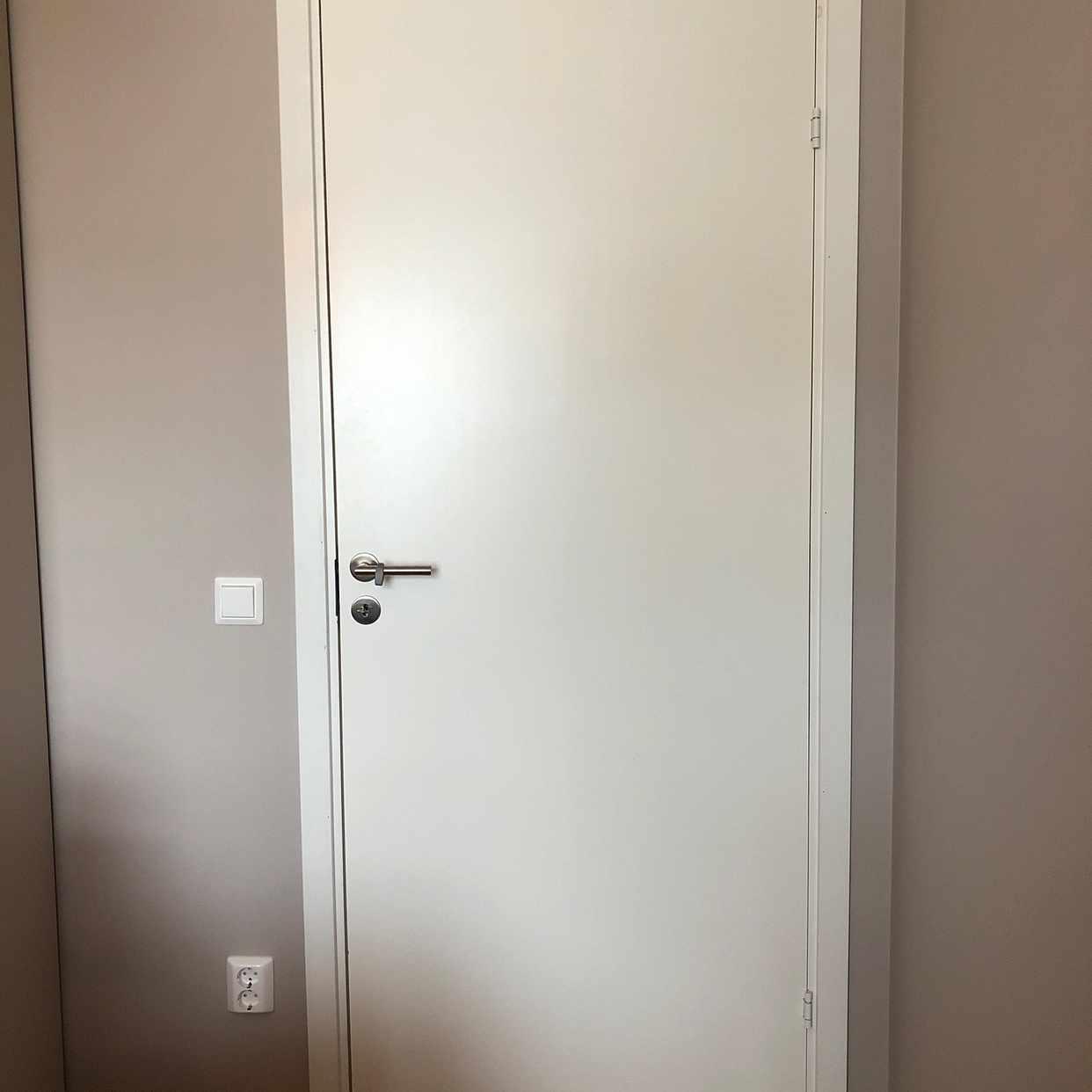 image of Tre dörrar -