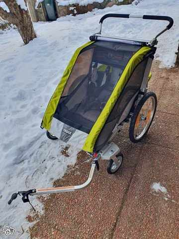 image of Thule Chariot Cougar 2 cy -