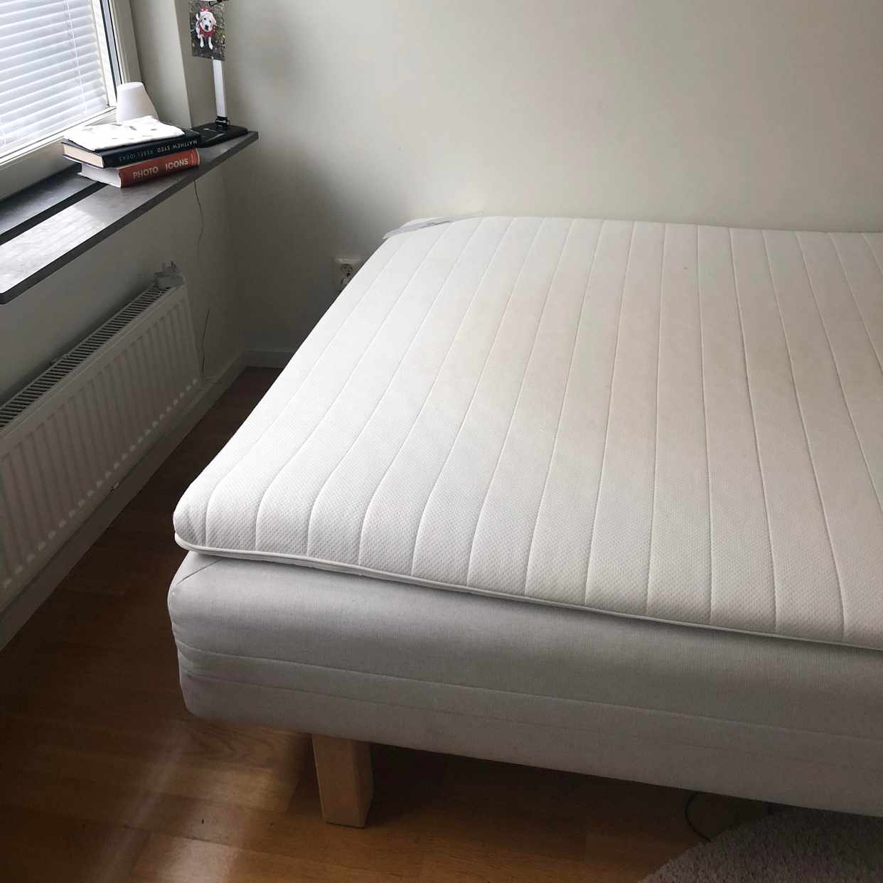 image of Moving bed to new flat -