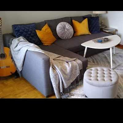 image of Hämta och leverera soffa -