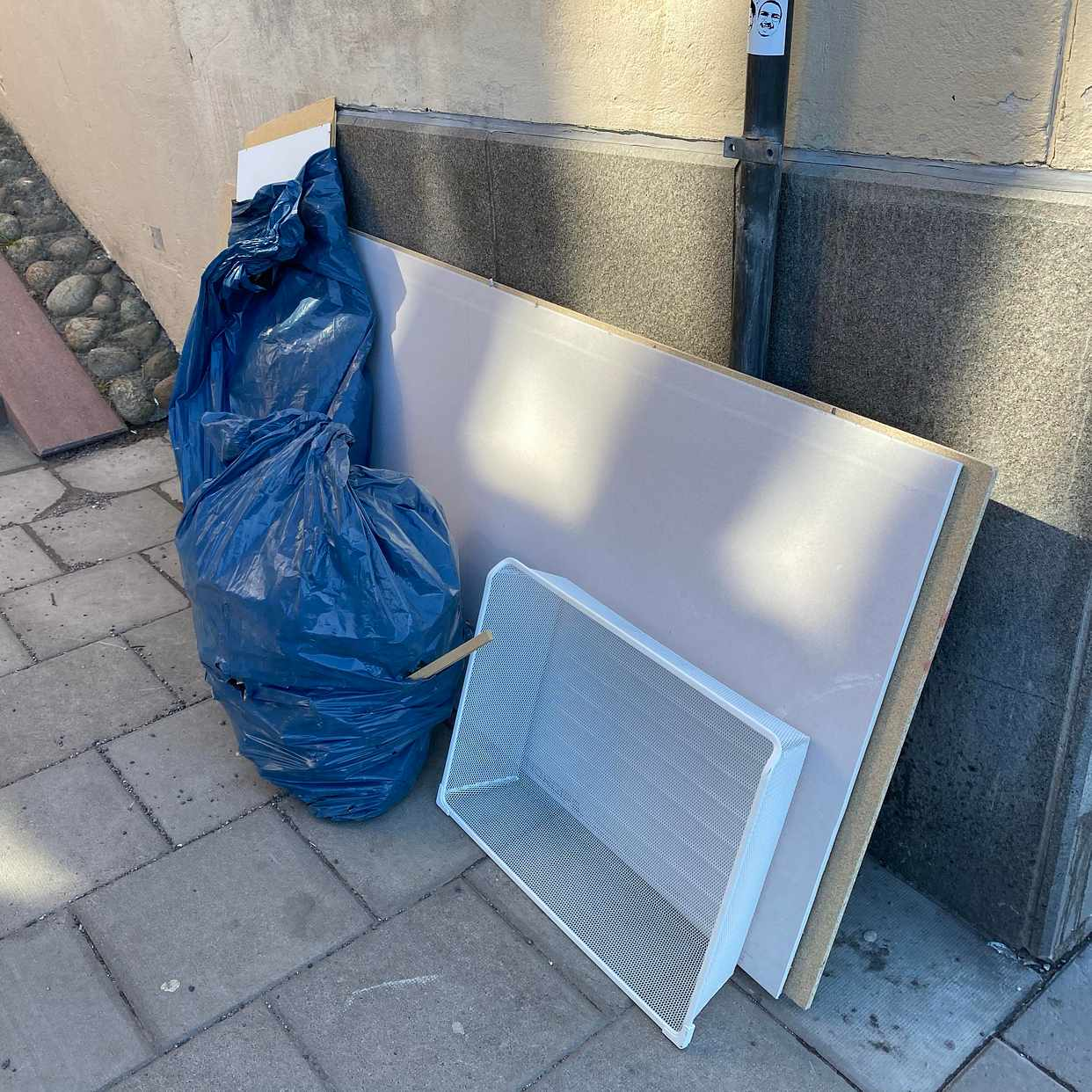 image of Skräp - Stockholm