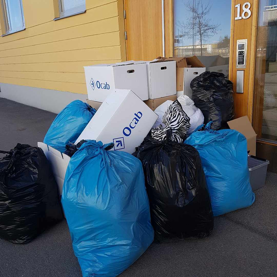 image of Behöver hjälp med kasta - Järfälla