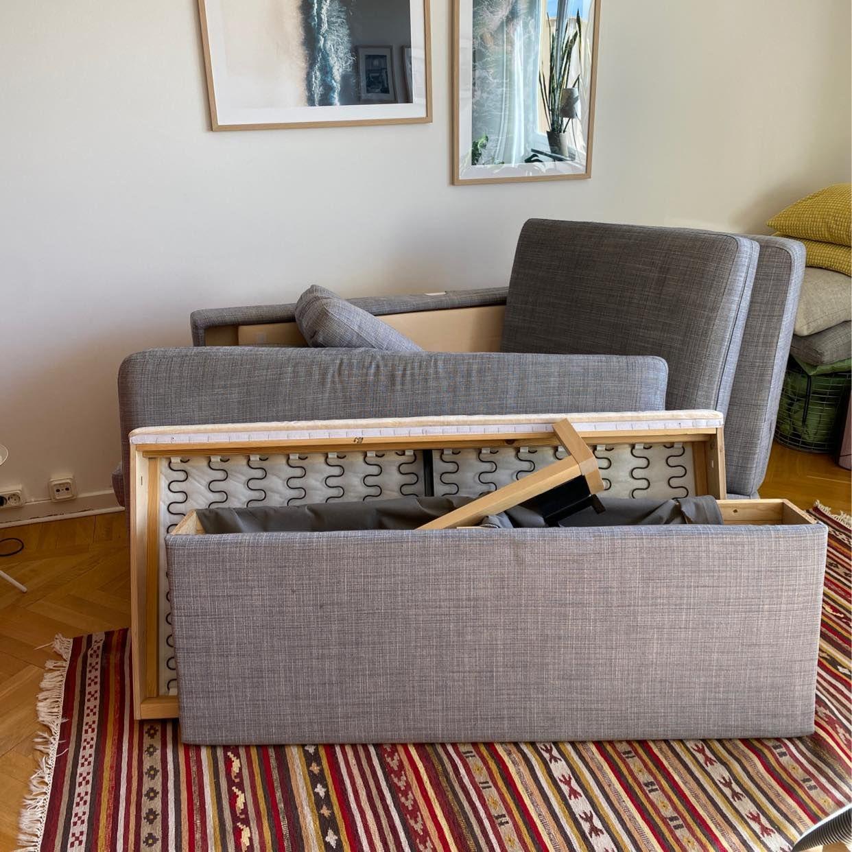 image of Nedmonterad hörnsoffa - Stockholm
