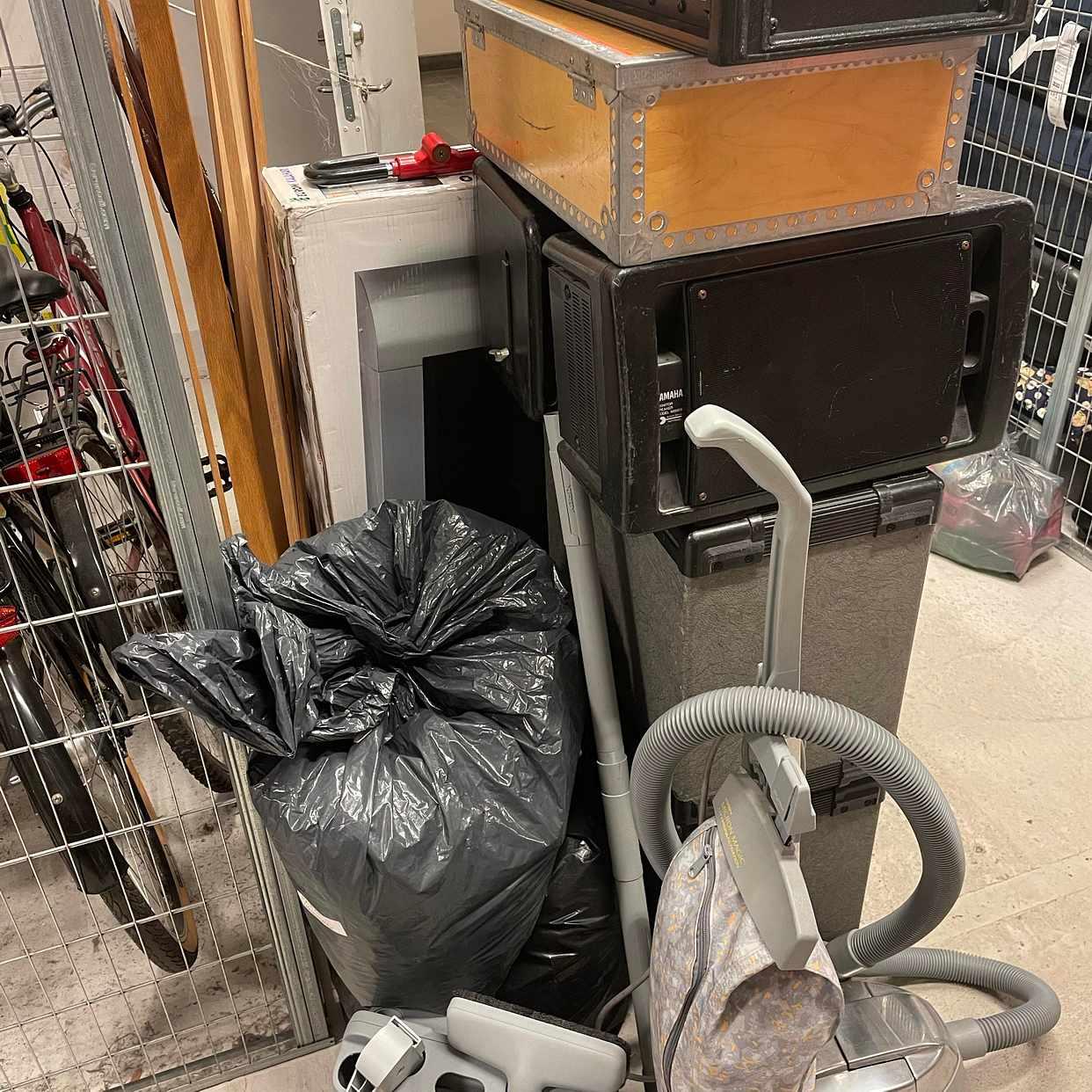 image of Div återbruk och återving - Stockholm