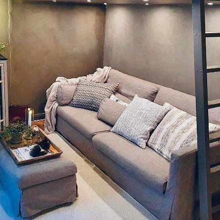 image of Bärhjälp soffa 25 meter! -