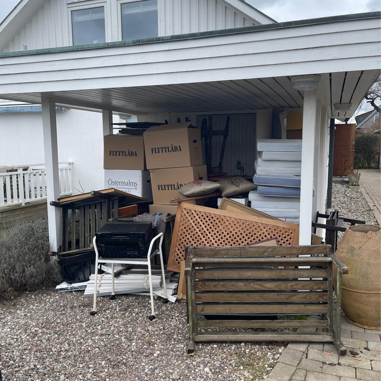 image of Återvinning blandat - Båstad