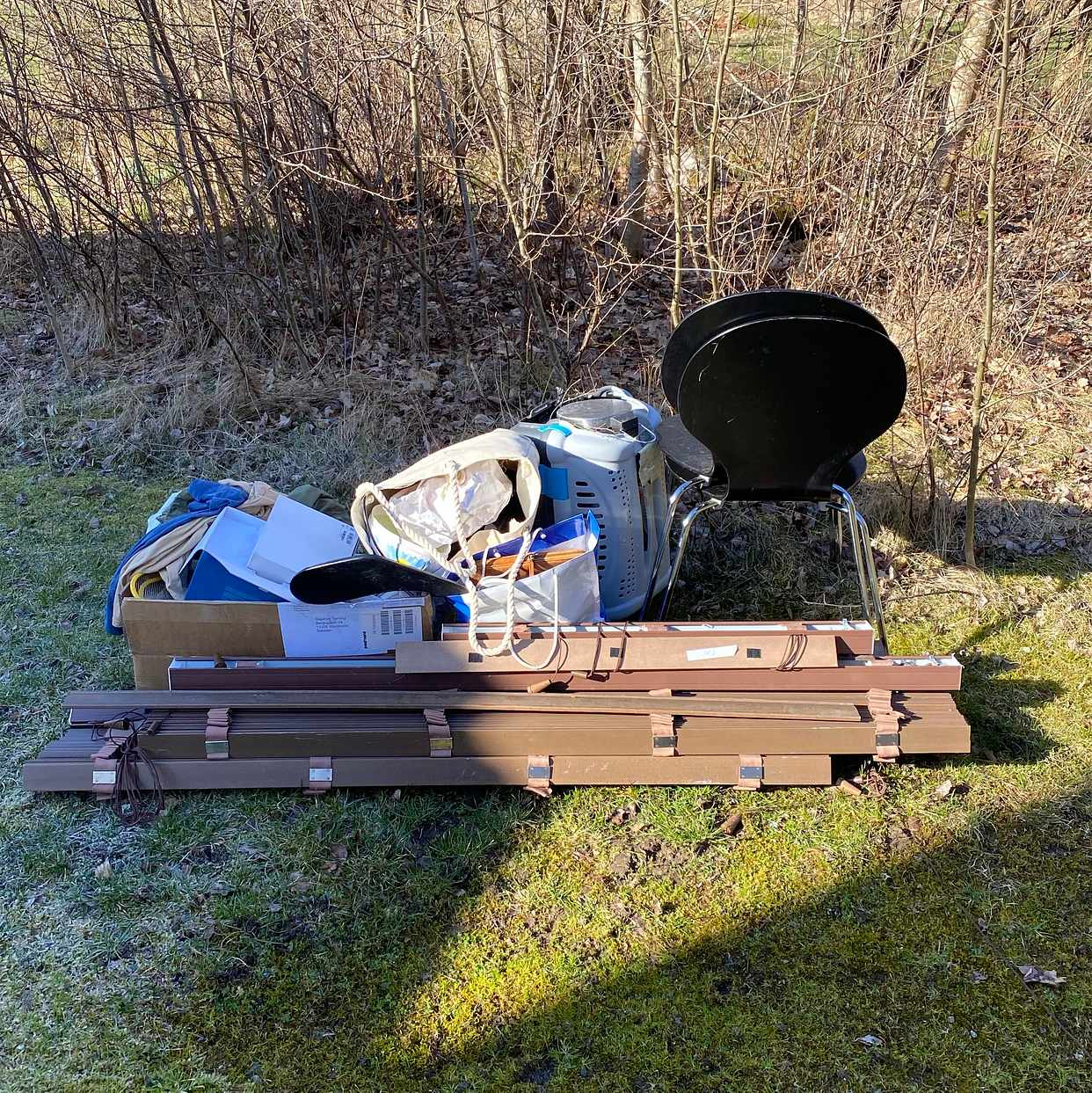 image of Some trash - Vaxholm