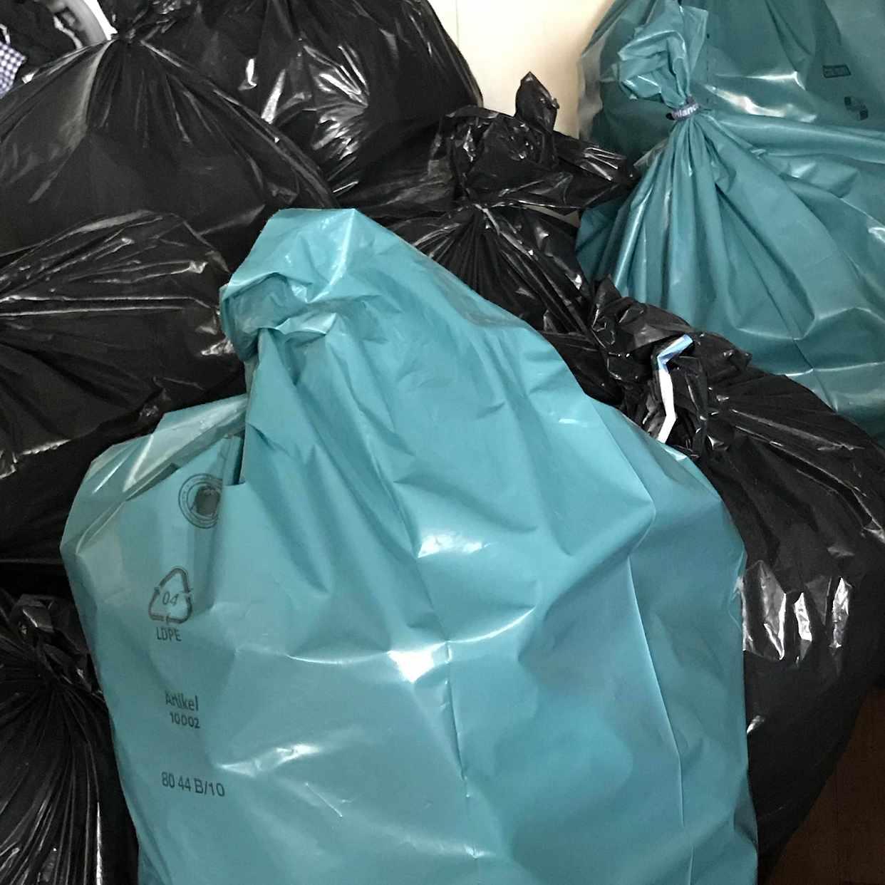 image of Mixed garbage - Göteborg